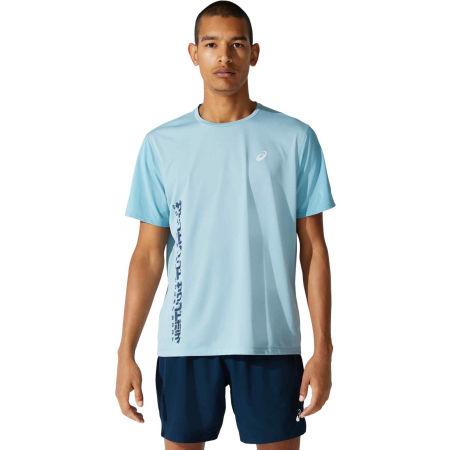 Asics SMSB RUN SS TOP - Koszulka do biegania męska