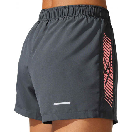 Women's running shorts - Asics ICON 4IN - 5