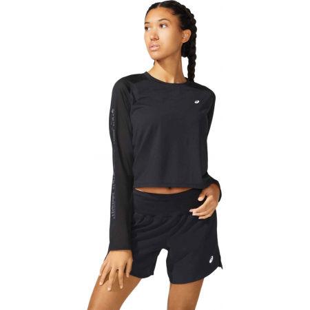 Asics SMSB RUN LS TOP - Koszulka damska do biegania