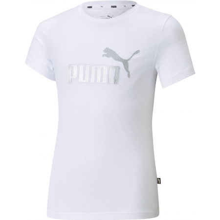 Puma ESS + LOGO TEE - Girls' T-shirt