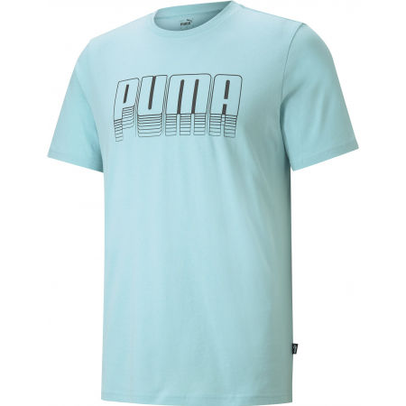 Puma PUMA BASIC TEE - Men's T-Shirt