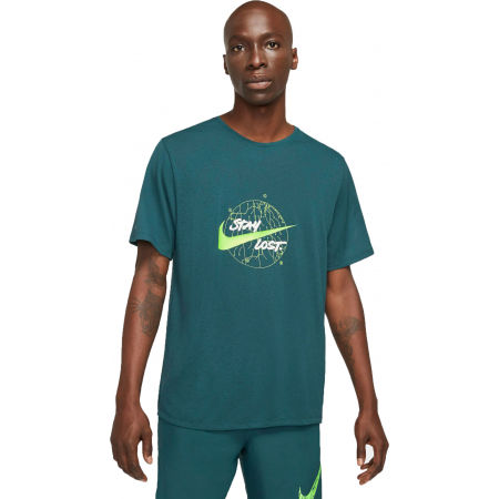 Nike DF MILER TOP SS WR GX M - Men's running t-shirt