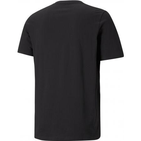 Men's T-Shirt - Puma CAT BASIC TE - 2