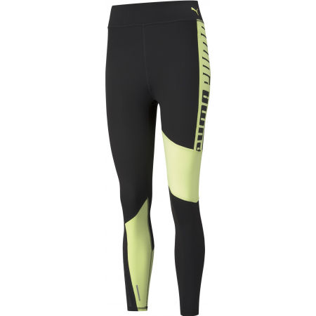 Puma TRAIN FAVORITE LOGO HIGHT 7/8 TIGHT - Legginsy damskie