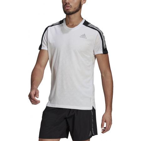 Men's T-shirt - adidas OWN THE RUN TEE - 2