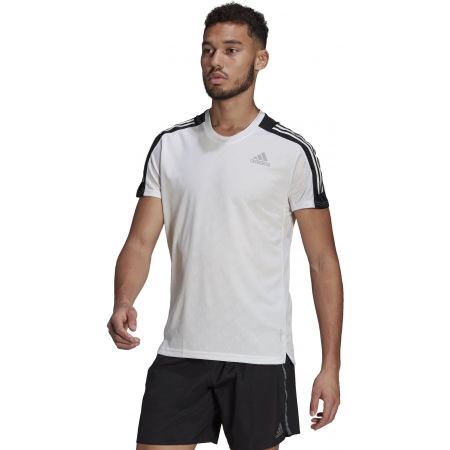 Men's T-shirt - adidas OWN THE RUN TEE - 3