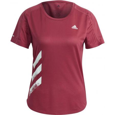 adidas RUN IT TEE 3S W - Дамска спортна тениска