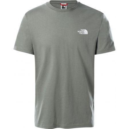 The North Face M S/S SIMPLE DOME TEE - Pánske tričko s krátkym rukávom
