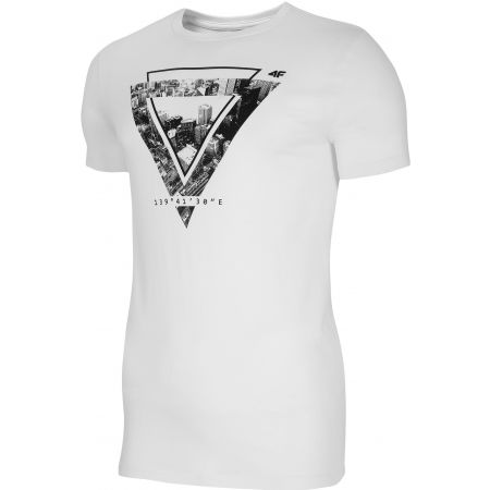 4F MEN´S T-SHIRT - Men's T-Shirt