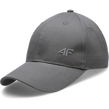 4F MEN´S CAP - Pánská kšiltovka
