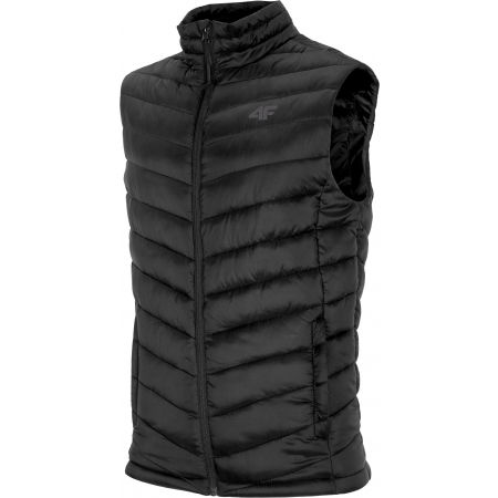 4F MEN´S JACKET - Pánska vesta