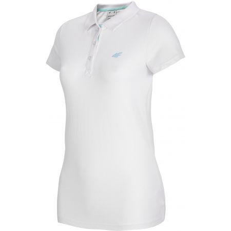 4F WOMEN´S T-SHIRT - Women's polo shirt