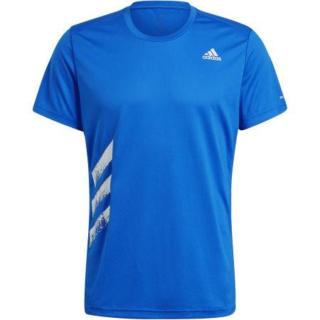 adidas RUN IT TEE PB - Pánské běžecké triko