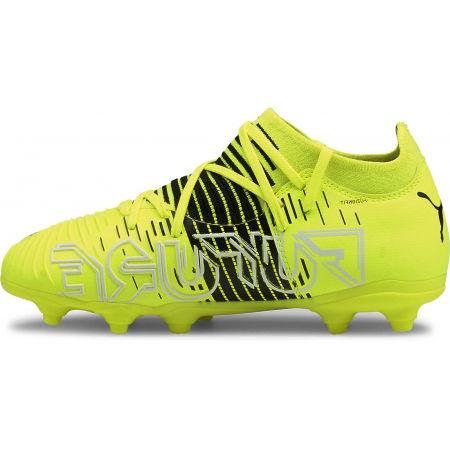 Obuwie piłkarskie dziecięce - Puma FUTURE Z 3.1 FG/AG JR - 3