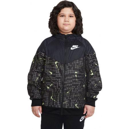 Nike NSW RTLP WINDRUNNER B - Jungenjacke