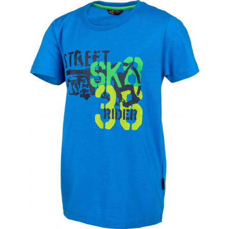 Chlapčenské tričko - Lewro TERRY - 2
