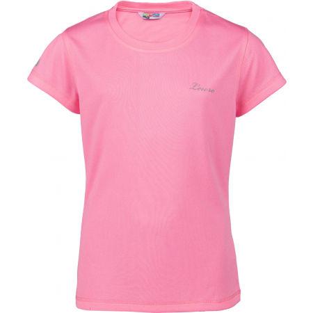 Koszulka sportowa dziewczęca - Lewro KEREN - 1