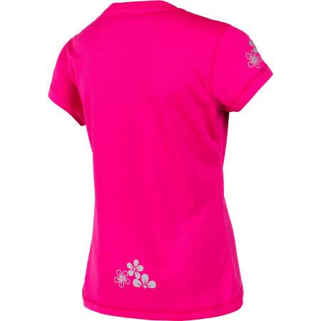 Koszulka sportowa dziewczęca - Lewro KEREN - 3