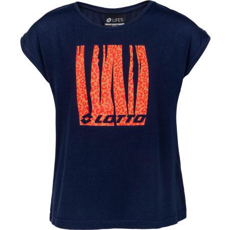 Lotto VICA - Dívčí triko s krátkým rukávem