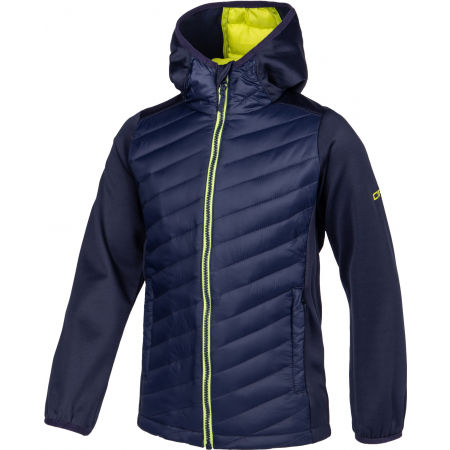 Kids' hybrid sweatshirt - ALPINE PRO GLOO - 2