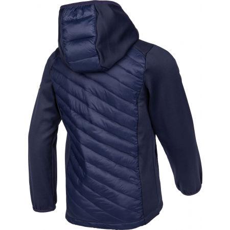 Kids' hybrid sweatshirt - ALPINE PRO GLOO - 3