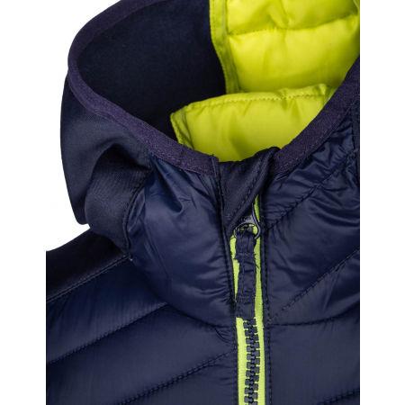 Kids' hybrid sweatshirt - ALPINE PRO GLOO - 4