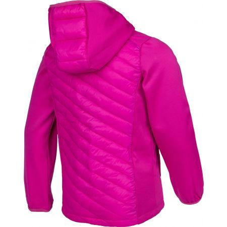 Bluza hybrydowa dziecięca - ALPINE PRO GLOO - 3