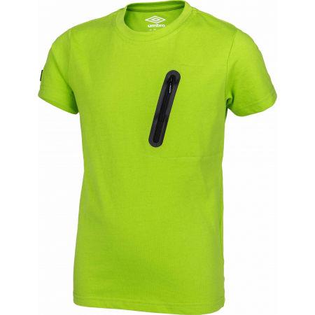 Chlapecké triko s krátkým rukávem - Umbro HARI - 2