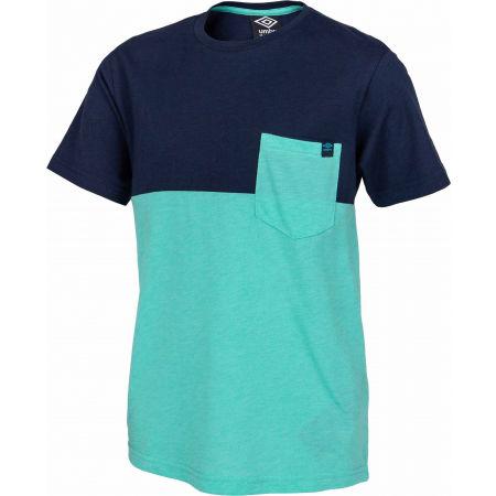 Chlapecké triko s krátkým rukávem - Umbro PUZZO - 2