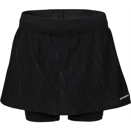 Arcore FOGGIA - Women's running shorts with a skirt