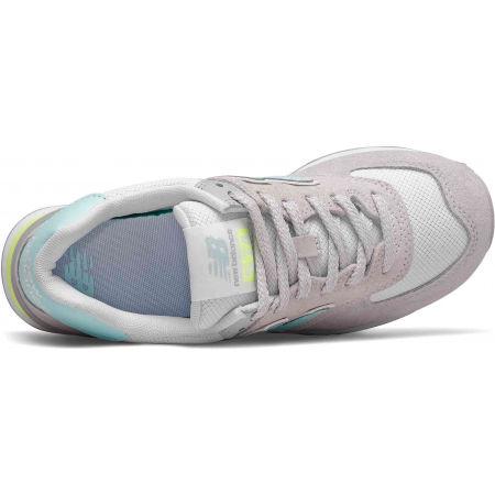 Дамски ежедневни обувки - New Balance WL574SOA - 3