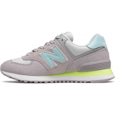 Дамски ежедневни обувки - New Balance WL574SOA - 2