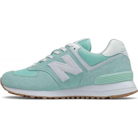 Дамски обувки за всекидневно носене - New Balance WL574PL2 - 2