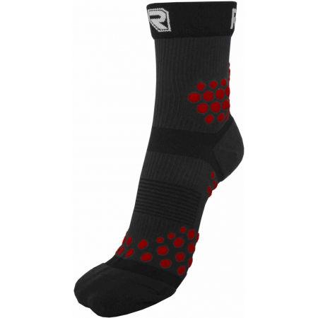 Kompresní sportovní ponožky - Runto TRAIL - 2