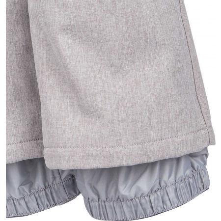 Dámské lyžařské kalhoty - ALPINE PRO ARGA - 4
