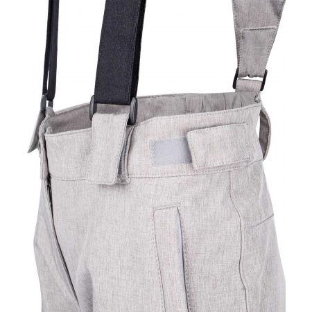 Dámské lyžařské kalhoty - ALPINE PRO ARGA - 5