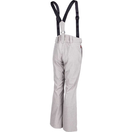 Dámské lyžařské kalhoty - ALPINE PRO ARGA - 3