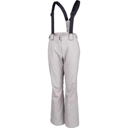 Dámské lyžařské kalhoty - ALPINE PRO ARGA - 1