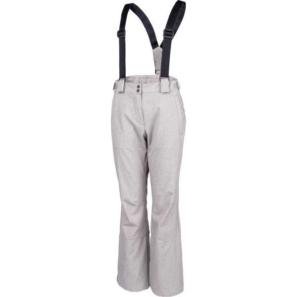 ALPINE PRO ARGA - Dámske lyžiarske nohavice