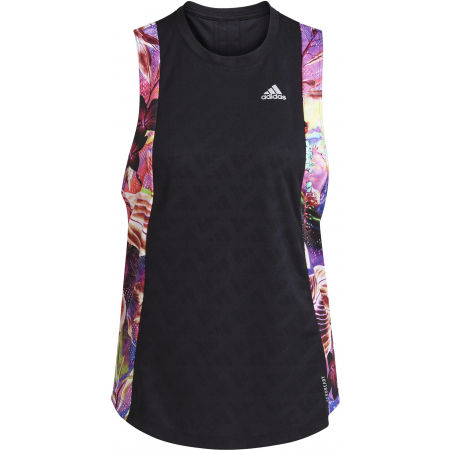 adidas OWN THE RUN FLORAL TANK