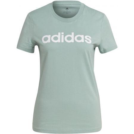 adidas LIN T - Tricou de damă