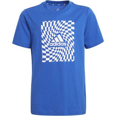 adidas G T1 TEE - Tricou de băieți