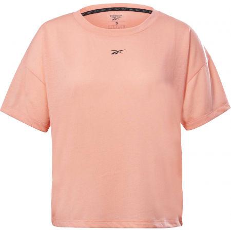 Reebok WOR SUPREMIUM DETAIL TEE - Women's T-shirt