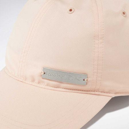 Дамска шапка с козирка - Reebok WOMENS FOUNDATION CAP - 3