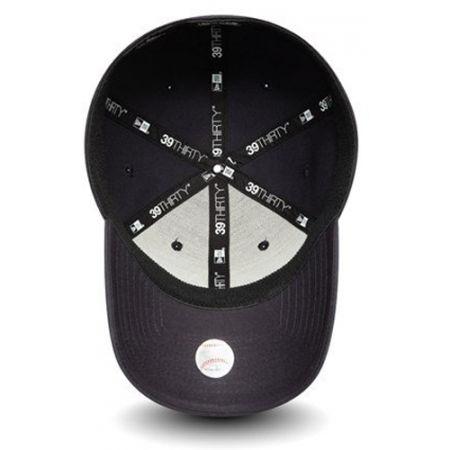 Клубна шапка с козирка - New Era NEW ERA 3930 MLB League essential 39thirty NEYYAN BLK - 2