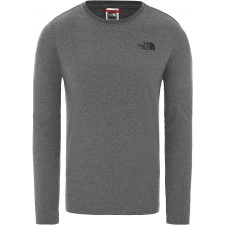 The North Face M L/S RED BOX TEE - EU - Men's long sleeve T-shirt