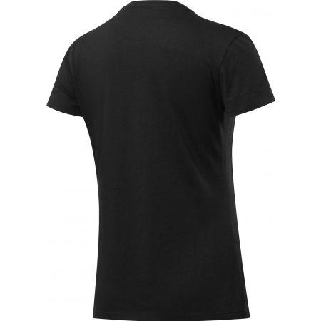 Dámské triko - Reebok TRAINING ESSENTIALS VECTOR GRAPHIC TEE - 2