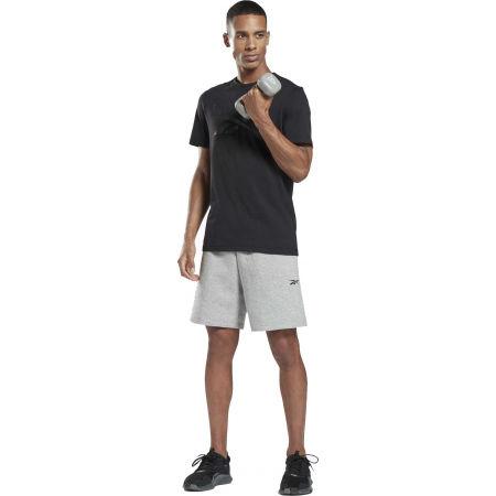 Мъжка тениска - Reebok IDENTITI BIG LOGO TEE - 3