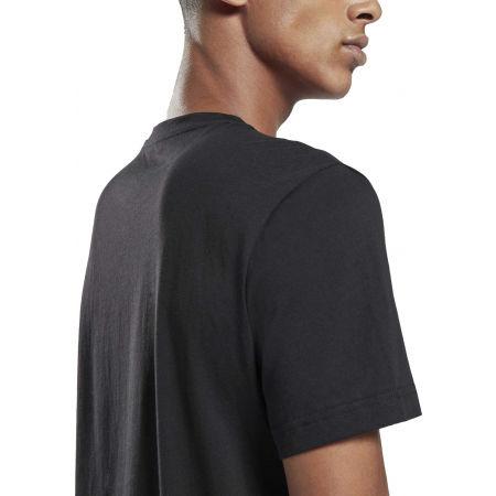 Мъжка тениска - Reebok IDENTITI BIG LOGO TEE - 5