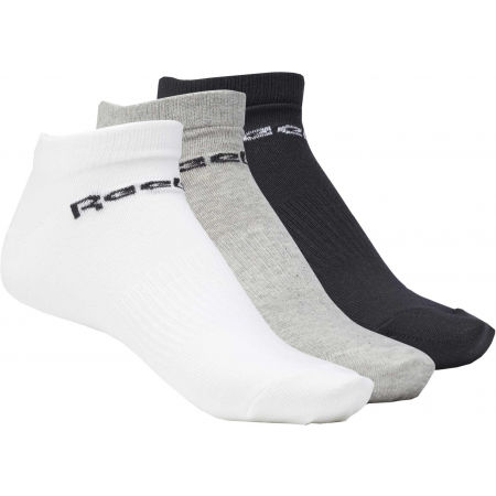 Reebok ACT CORE LOW CUT SOCK 3P - Unisex ponožky
